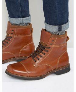Aldo | Кожаные Ботинки На Шнурках Swithbert