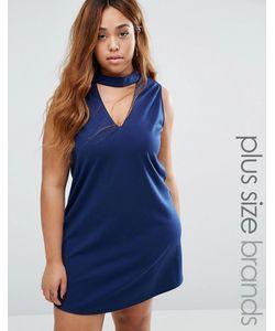 AX Paris | Платье С Вырезом У Горловины Plus