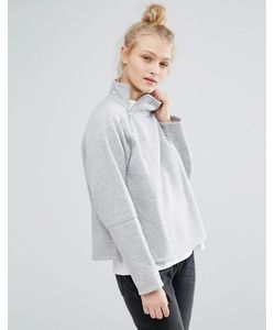Monki | Zip Detail Sweater