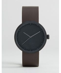 LEFF AMSTERDAM | Часы С Кожаным Ремешком D-Series 38 Мм