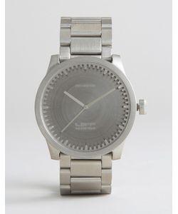 LEFF AMSTERDAM | Серебристые Наручные Часы S-Series 42 Мм