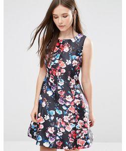Darling   Короткое Приталенное Платье Catriona