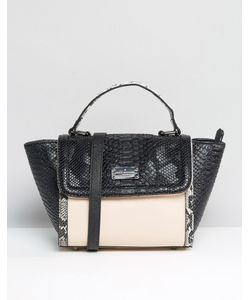 Pauls Boutique | Faux Snake Winged Tote Bag