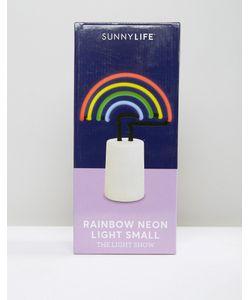 SunnyLife | Неоновый Светильник В Виде Радуги