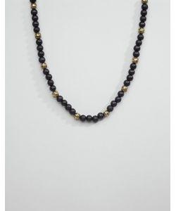 Icon Brand | Ожерелье Из Бусин