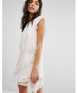Stevie May | Платье С Цветочным Принтом Daintree