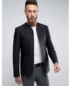 Hart Hollywood | Узкая Фактурная Куртка С Рубашечным Воротником