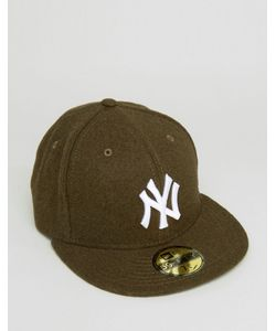 New Era | Шерстяная Бейсболка 59fifty Ny Yankees