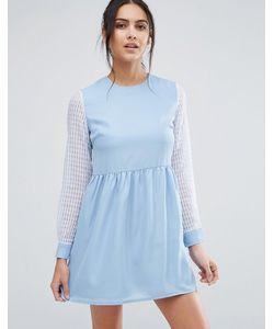 Jovonna | Короткое Приталенное Платье Jovanna Right Direction