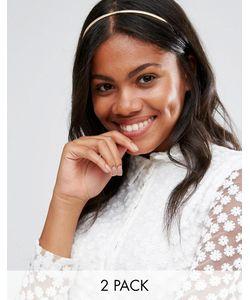 Cara Jewellery | Набор Из 2 Обручей Для Волос Cara Ny