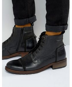 Rule London | Ботинки Со Шнуровкой