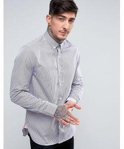 Ben Sherman | Узкая Рубашка В Клетку
