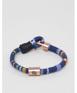 Icon Brand | Плетеный Браслет С Ацтекским Узором