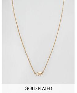 gorjana | Ожерелье Olympia