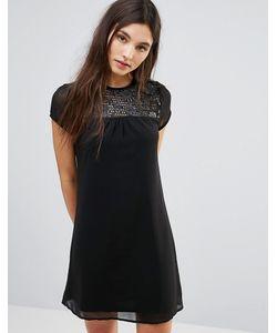 Pussycat London | Кружевное Цельнокройное Платье