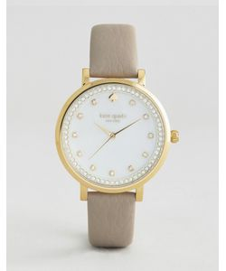 Kate Spade | New York Leather Monterey Watch