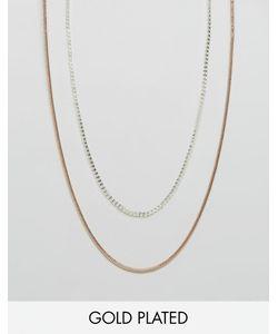 Pilgrim | Ожерелье В Два Ряда