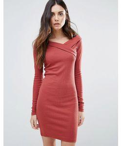 First & I | Асимметричное Облегающее Платье