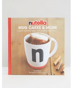 Books | Книга Nutella Mug Cakes More