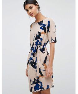 Selected | Платье С Принтом