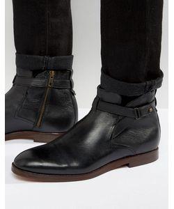Hudson London   Замшевые Ботинки Cutler Jodphur
