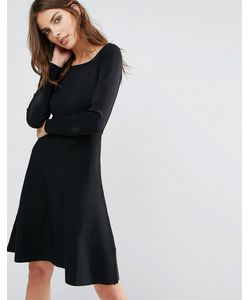 Y.A.S. | Трикотажное Платье С Вырезом Лодочкой Y.A.S Dorota