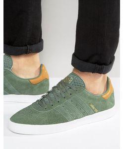adidas Originals | Зеленые Кроссовки 350 Bb5292