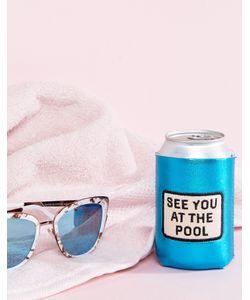 BAN DO | Чехлы Для Напитков С Надписью Too Chill To Spill Ban.Do