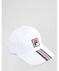 Fila | Белая Бейсболка Vintage