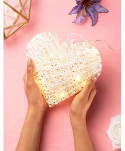 Sass & Belle | Light Up Heart Decoration