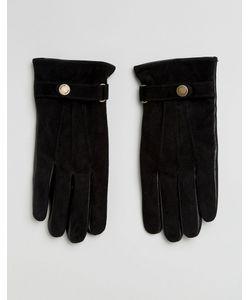 Selected Homme   Кожаные Перчатки