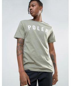 Poler | Футболка С Логотипом