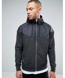 Nike | Худи Черного Цвета На Молнии С Принтом Legacy 832146-032