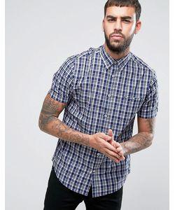 Ben Sherman | Клетчатая Рубашка Классического Кроя