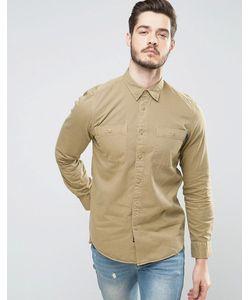 Jack Wills   Bagley Military Shirt In Regular Fit