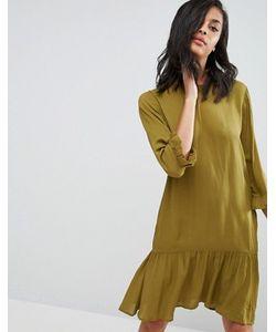 Minimum | Платье С Баской
