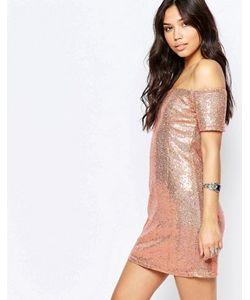 Glamorous | Облегающее Платье С Открытыми Плечами