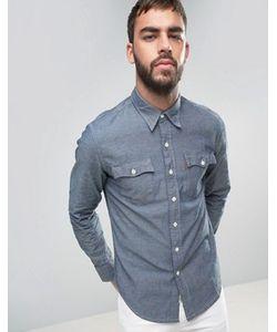 Levi's® | Джинсовая Рубашка Из Переработанной Ткани Шамбре Levis Tab