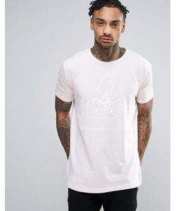 Antioch | Longline Triangle Logo T-Shirt