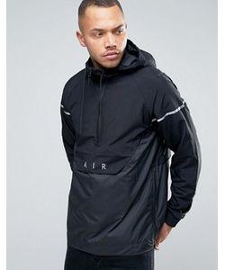Nike | Черная Куртка На Молнии С Логотипом Air 832156-010
