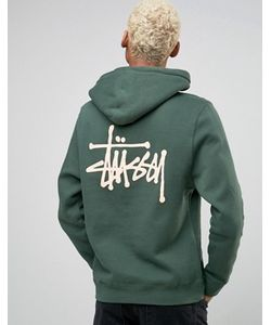 Stussy | Худи С Логотипом Сзади