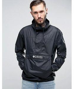 Columbia   Черная Легкая Куртка Challenger