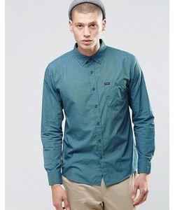 Brixton | Рубашка Классического Кроя С Карманом Спереди