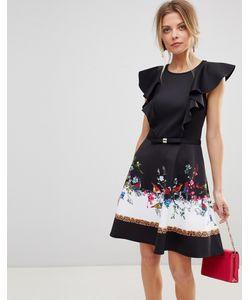 b6d0d43055c8 Чёрные Платья Ted Baker: 50+ моделей | Stylemi