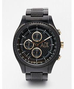 ARMANI EXCHANGE   Черные Часы С Хронографом Из Нержавеющей Стали Ax1604