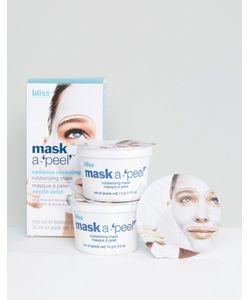 Bliss | Очищающая Маска Для Сияющего Лица 3 X 14 Г Mask-A