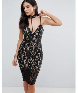 Love Triangle   Кружевное Платье