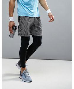Nike Running | Черные Шорты Dri-Fit 7 Challenger 833117-010