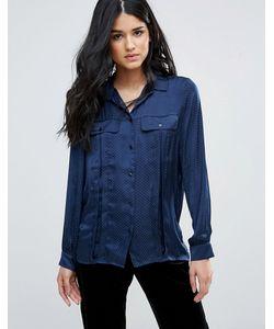 Minimum   Сатиновая Рубашка