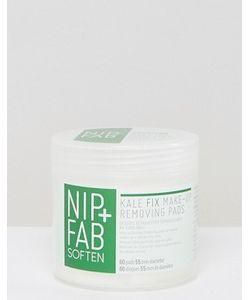 Nip+Fab | Ватные Диски Для Снятия Макияжа Kale Fix X 60